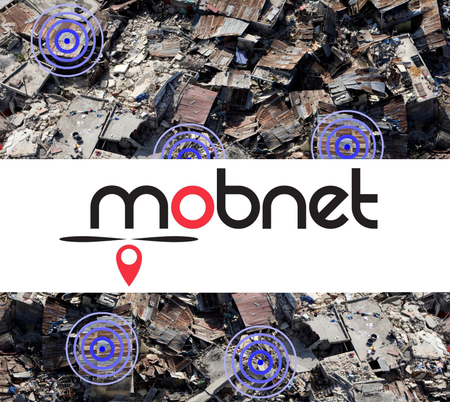 MOBNET is designing a technologically advanced SAR system to locate victims in the event of an emergency.