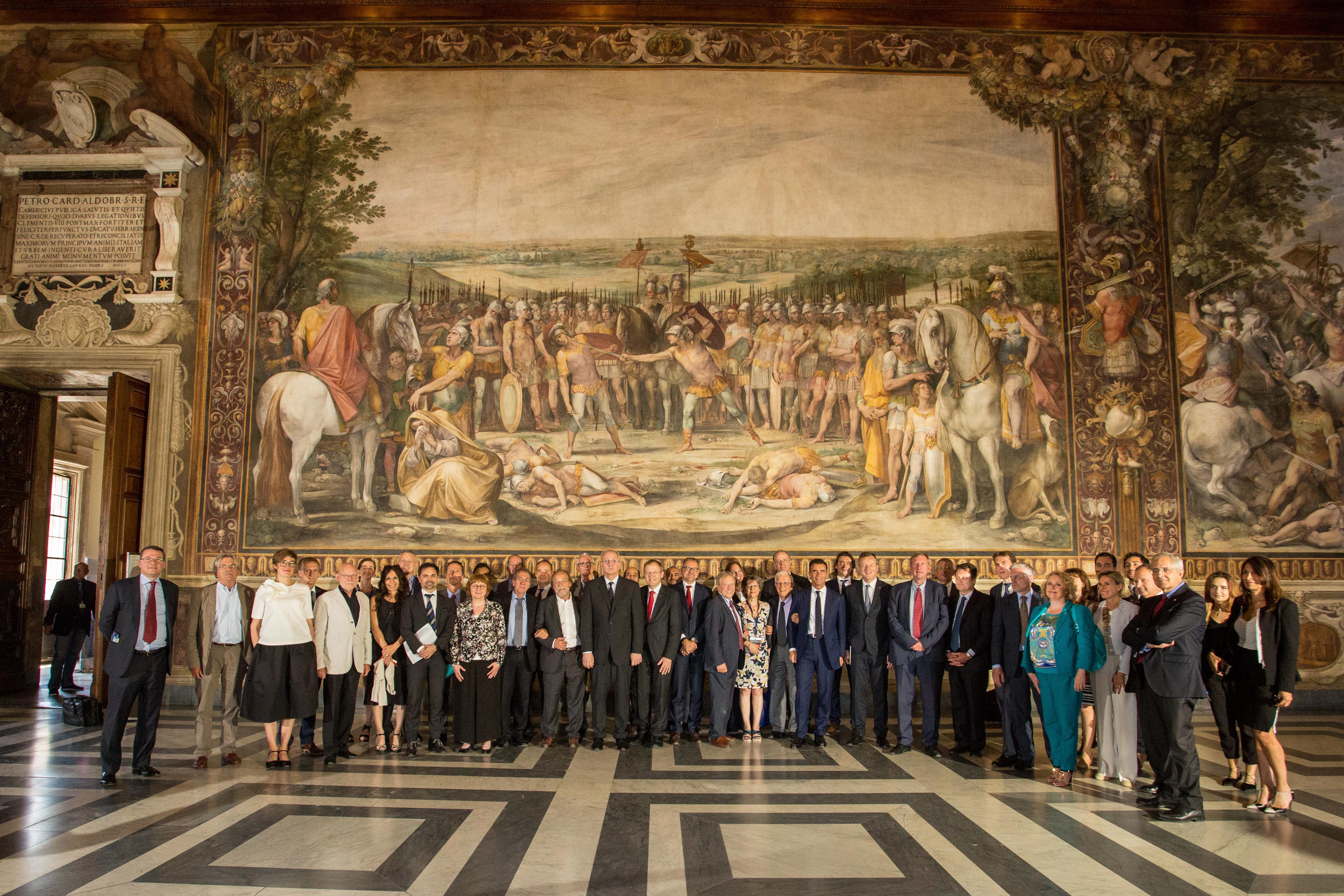 The EU at 60: Space Policy for EU Integration | European