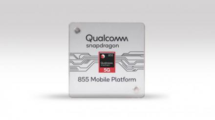 Snapdragon 855 is the is the world's first commercial mobile platform supporting multi-gigabit 5G and dual-frequency GNSS