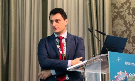 """""""One of the major focuses of the GSA is security"""" - Stefano Iannitti, Head of Security at the European GNSS Agency."""