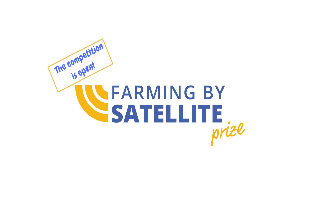 The Farming by Satellite prize aims to promote EGNSS and Earth Observation services in agriculture