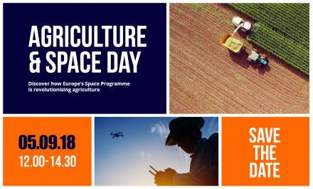 Agriculture and Space Day: Space technology revolutionising agriculture