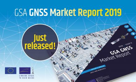 European GNSS Agency (GSA) releases 6th GNSS Market Report