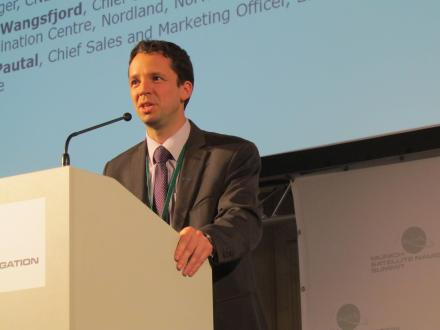 Xavier Maufroid of the European Commission moderated the SAR session in Munich