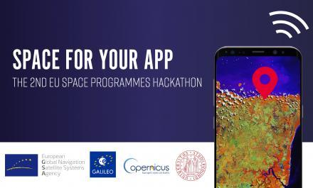 Space for your App Hackathon – don't miss out!
