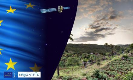 GSA-funded project delivering MAGNIFIC results in Africa