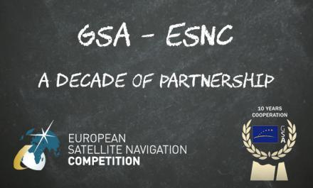GSA and ESNC – a decade of partnership in innovation