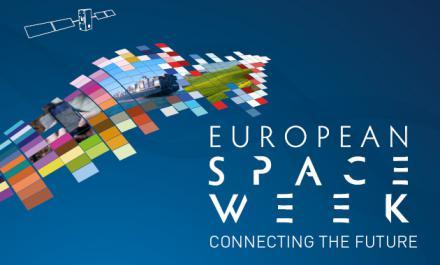 European Space Week 2018: Make space in your calendar