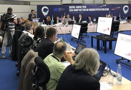 GSA hosts Cospas-Sarsat meeting