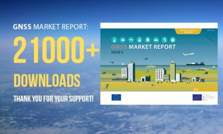 GNSS Market Report proves a useful tool across the GNSS market
