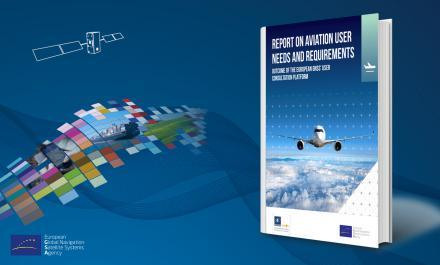 GSA Report highlights key user requirements in aviation