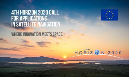 4th Horizon 2020 EGNSS Call now open