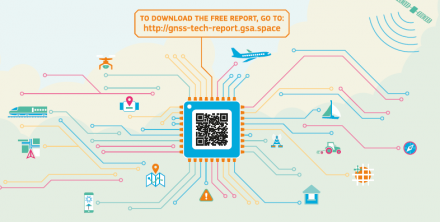 Be the first to benefit from the GNSS User Technology Report at ION GNSS+