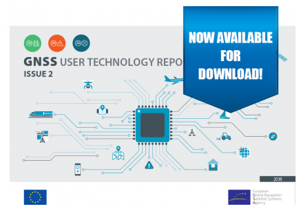 GNSS User Technology Report 2018 available for download now!