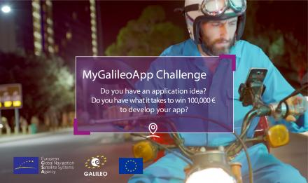 Introducing the MyGalileoApp prize contest