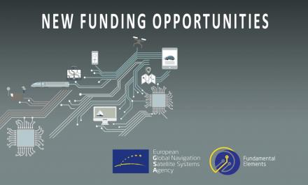GSA funding opportunities: GNSS receiver technologies for premium and general mass markets