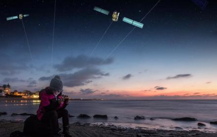 GSA scholarship allows young people to explore space synergies