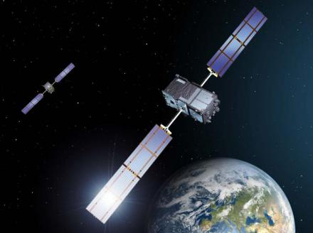 End of EOP for Galileo satellite quartet