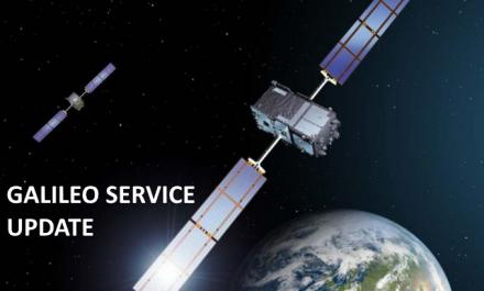 Update on the availability of some Galileo Initial Services