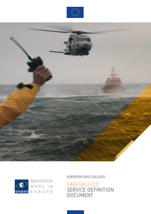 Updated SAR/Galileo Service Definition Document now available