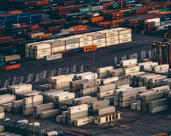 Managing supply chain and security (Port of Barcelona) ©@igorovsyannykov