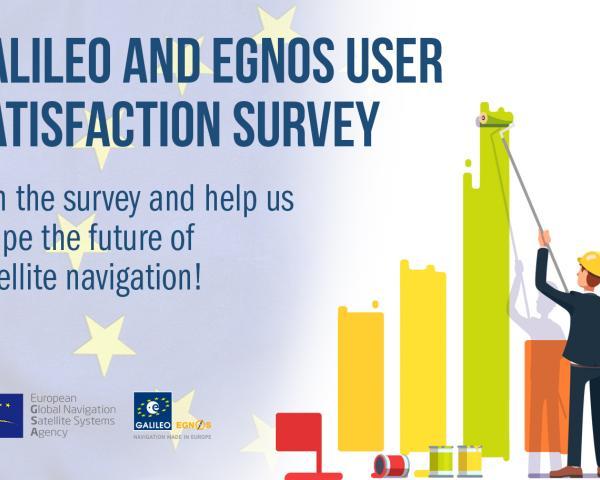 Help shape future evolutions of Galileo and EGNOS